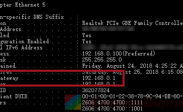 192.168.l.1.1 Admin Login to Router