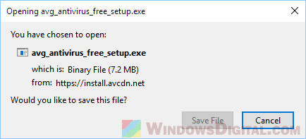 AVG Antivirus Free Full Setup Installer
