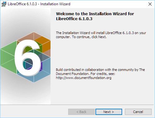 Best Microsoft Office Alternative Free
