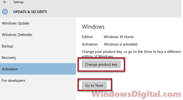 Buy Windows 10 Digital Download license key