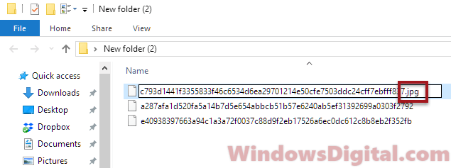 Change JPG Windows 10 Lock Screen Images Folder Location