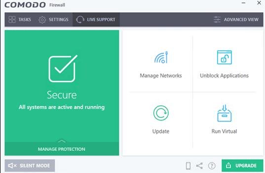 Comodo Firewall Offline Installer Download Free
