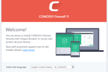 Comodo Firewall Standalone full version free installer