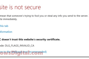 DLG_FLAGS_INVALID_CA DLG_FLAGS_SEC_CERT_CN_INVALID