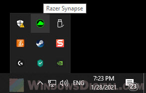 Disable mouse acceleration in Razer Synapse