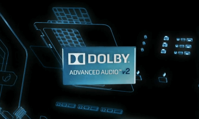 Dolby Digital Plus Advanced Audio Driver Free Download for Windows 10
