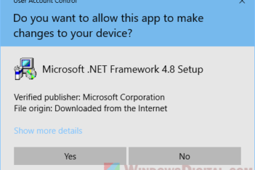Download .NET Framework 4.8 Offline Installer