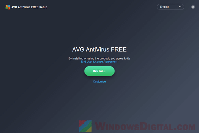 Download AVG Free Antivirus Offline Installer 2018