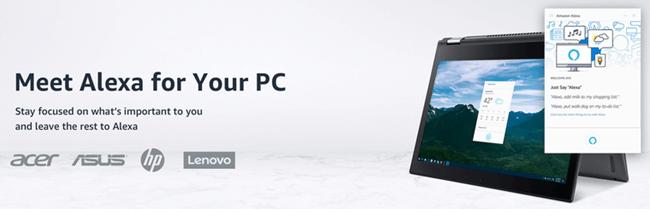 Download Amazon Alexa Windows 10 PC
