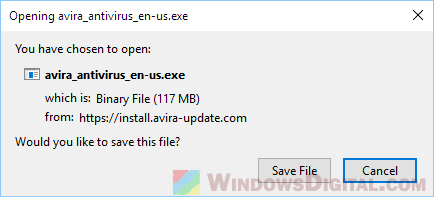 Download Avira Free Offline Installer 2018