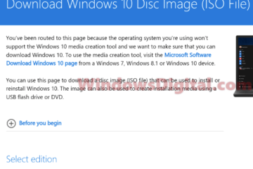 Download Windows 10 ISO 64 Bit Pro Full Version Free