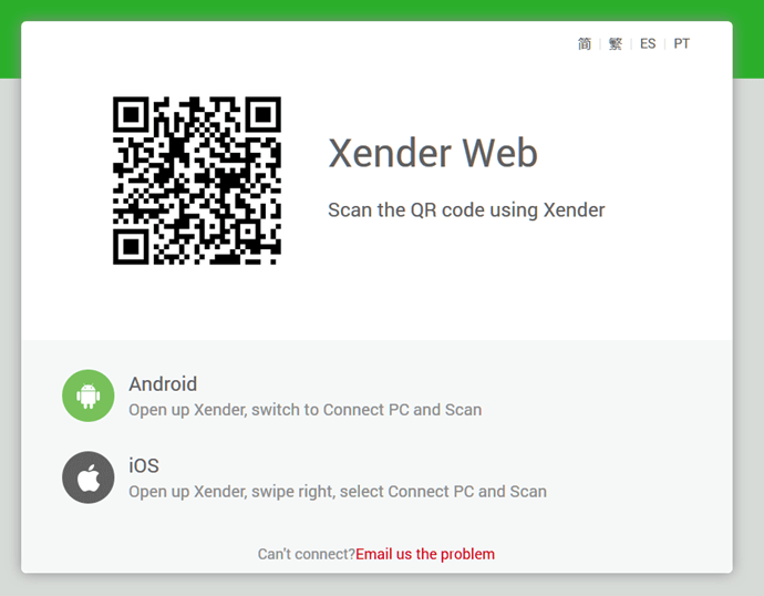 Download Xender for PC Windows 10 64-bit web