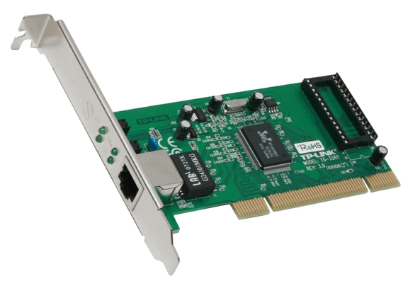 Ethernet LAN adapter 100 Mbps to 1 Gbps Gigabit