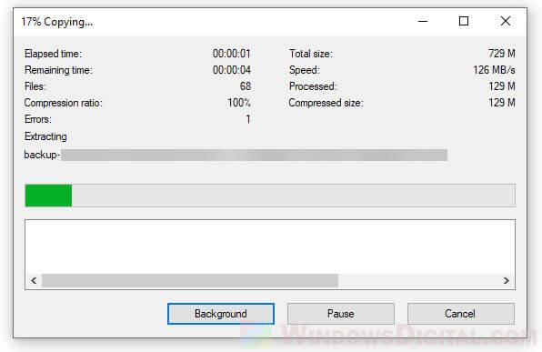 Extract .Gz Tar.gz .Tar File Windows 11