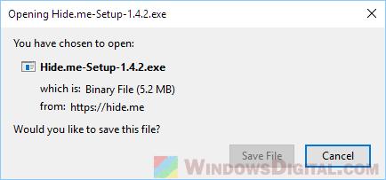 Free VPN Offline Installer Download For Windows 10