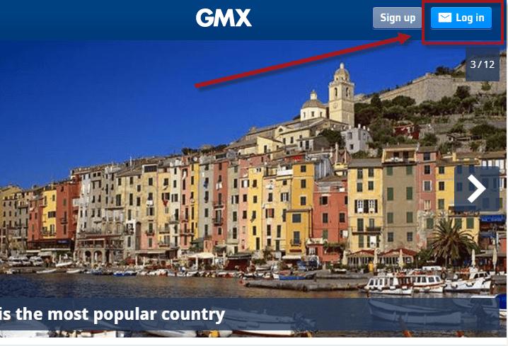 GMX Email Login