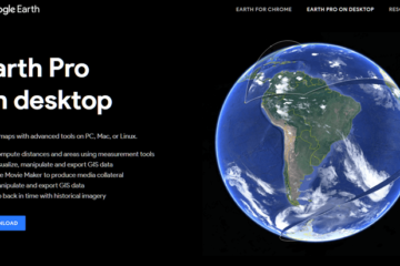 Google Earth Free Download for Windows 10 Offline Installer