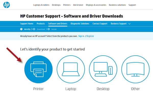HP LaserJet 1320 Driver For Windows 10 64 bit Free Download