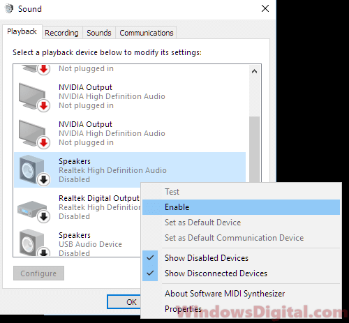 Headphones Jack Not Working on Windows 10 Laptop or Desktop PC (Fix)