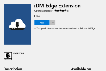 How to Add iDM Integration Module Extension for Microsoft Edge