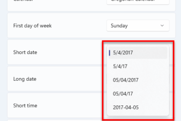 How to Change Date and Time Format in Windows 11