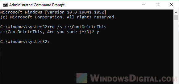How to Delete a Ghost File or Folder in Windows 10