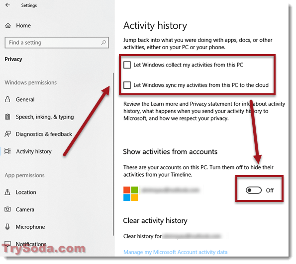 How to Disable Timeline Feature (Task View) in Windows 10