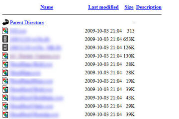 How to Download All Files From a Website Directory