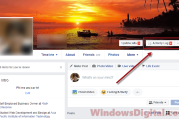 Facebook – Windows Digital