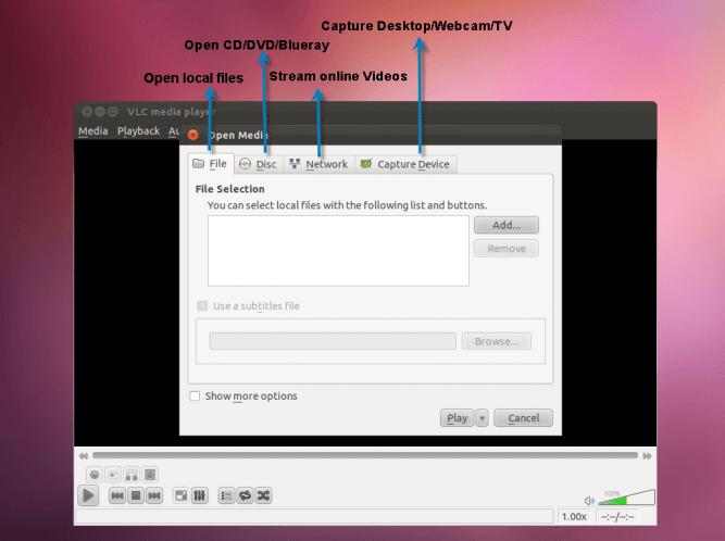 How to Install VLC in Ubuntu 18.04 Terminal download offline