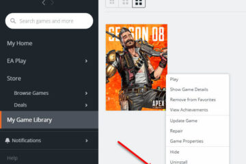 How to Move Origin Games to Another Drive Without Redownloading