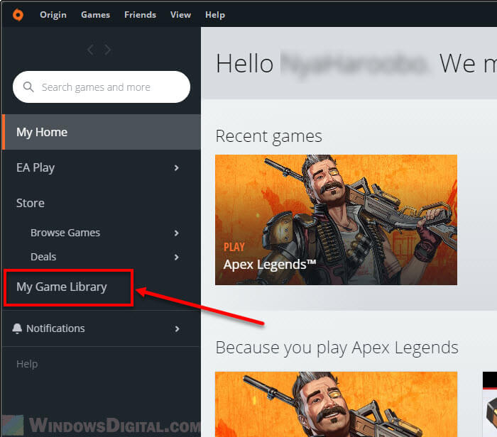 How to Move Origin Games to Another Drive