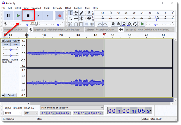 How to Record Audio on Windows 10 Without Microphone