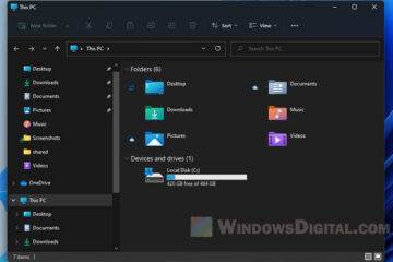 How to Set File Explorer Default to This PC on Windows 11