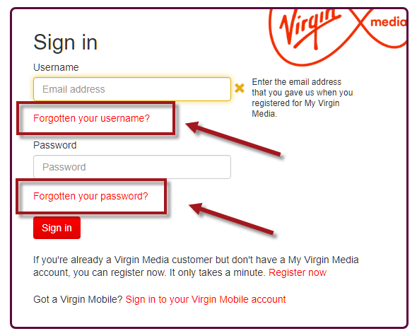 How to Sign In to VirginMedia Email Account