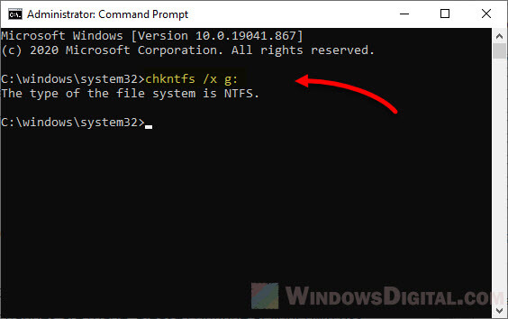 How to Skip Disk Checking on Windows 10 Startup