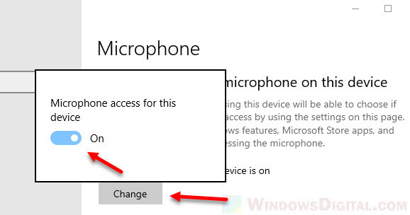 How to Turn On Microphone on Facebook Messenger Windows 10