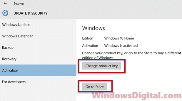 How to Upgrade from Windows 10 Home to Pro with OEM key 2018 price cost