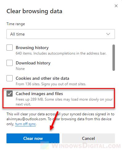 Bộ Nhớ Đệm Là Gì? Cách Xóa Bộ Nhớ Cache Trong Windows 10 - AN PHÁT