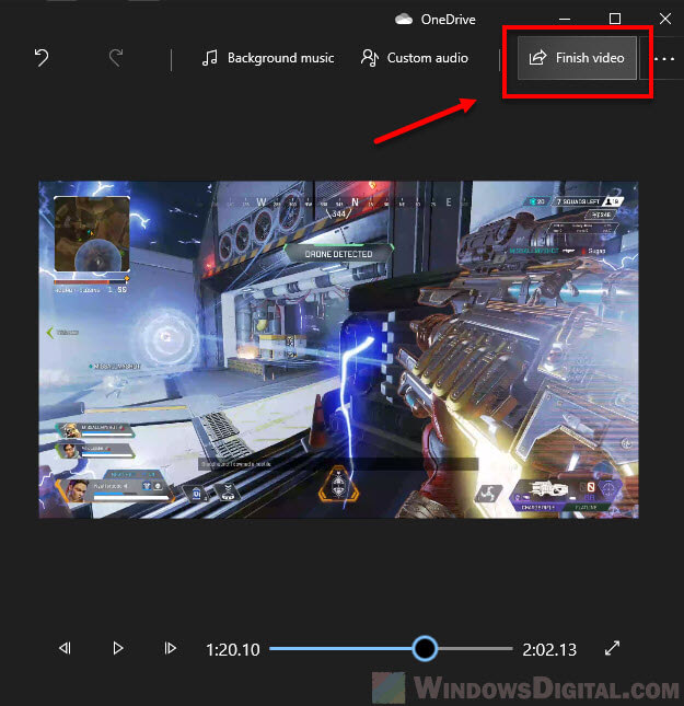 How to combine videos in Windows 10