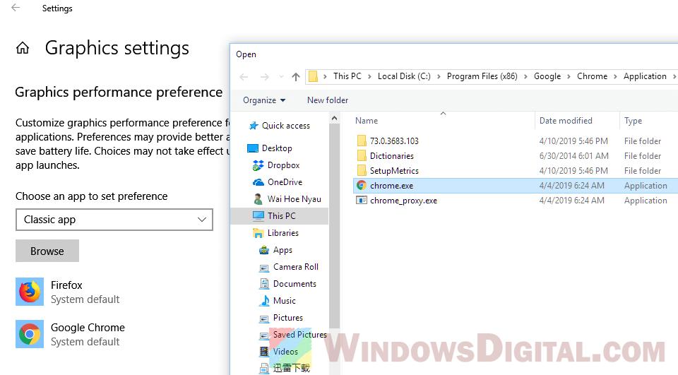 How to force game to use nvidia gpu