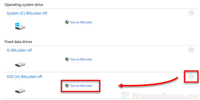 How to password protect a folder in Windows 10 without any software