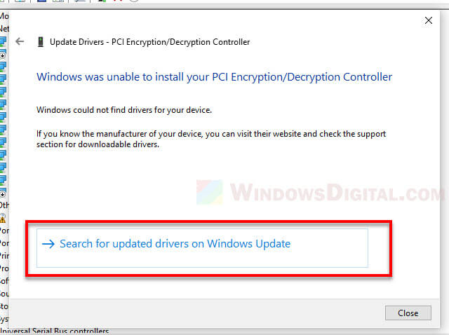 How to update driver for graphic card wireless adapter printer in Windows 11
