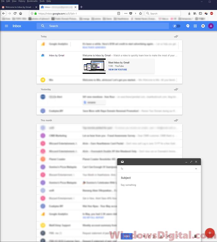 Inbox By Gmail Login Sign into inbox.google.com
