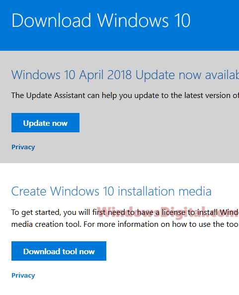 Install Windows 10 update choose your keyboard layout