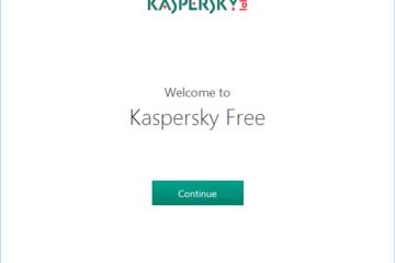 Kaspersky Free Antivirus 2019 Offline Installer full setup