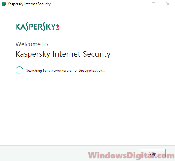Kaspersky Internet Security 2019 offline installer