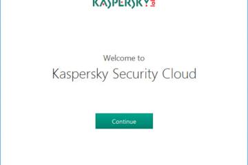 Kaspersky Security Cloud 2019 offline installer Download