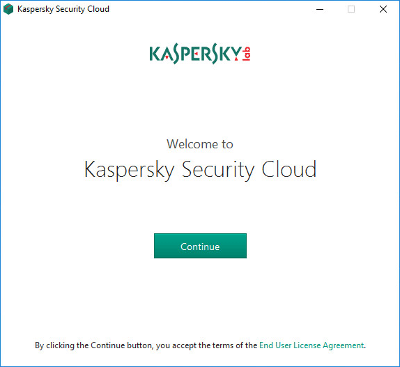 Kaspersky Security Cloud 2019 offline installer Download
