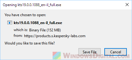 Kaspersky Total Security 2019 Offline Installer